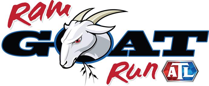 Ram Goat Run Logo